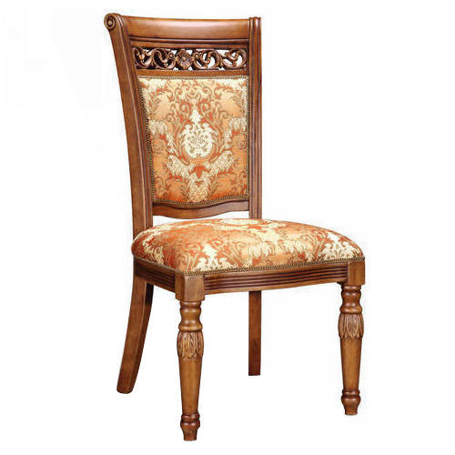 Brown Standard Wooden Dining Chair