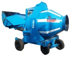 Reversible Mini Mobile Batching Machine, Model Number: RM800, Capacity: 100 Liters (water Tank)