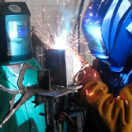 MARINE WELDING TRAINING SERVICES