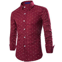 Casual Wear Mens Printed Shirts