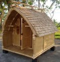 Bamboo House Architecture Goa