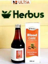 An Ayurvedic Blood Purifier Syrup