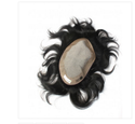 8x5 Inch Silk Base Men Hair Patch Wig
