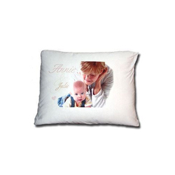 White Sublimation Pillows