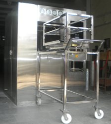 Horizontal  High Pressure Autoclave