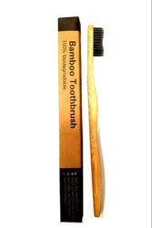 Bamboo Charcoal Toothbrush. 100% Fungus Free with Report