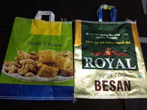 Polypropylene Printed Besan Packaging Bag