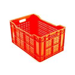 Rectangular Plastic Crates