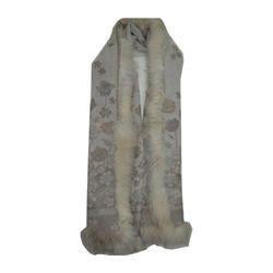 Fur Embellished Stoles