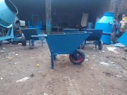 Mild Steel Single Wheelbarrow