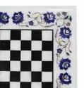 Exclusive Marble Flower Inlay Antique Table Top
