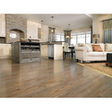 Oak Charcoal Laminated Flooring