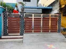 Stainless Steel WPC Gate