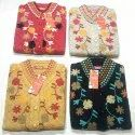 Fancy Ladies Woolen Cardigan