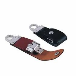 Leather Strap USB Pen Drive
