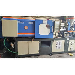 Semi Automatic Horizontal Plastic Injection Molding Machine
