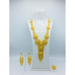Ladies Gold Plated Set