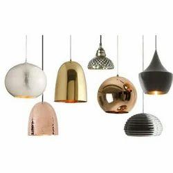 Yadu Metals Iron Hanging Light, For Decoration