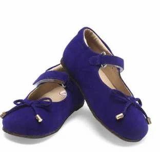 Glitz Navy Baby Girl Shoes, Infant