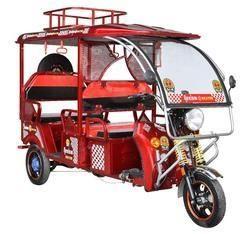 Neelam Dexter E-Rikshaw, Seating Capacity: 4 + 1 (driver)