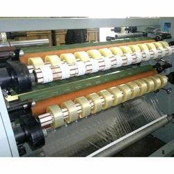 Packaging BOPP Tape Cutting Machine