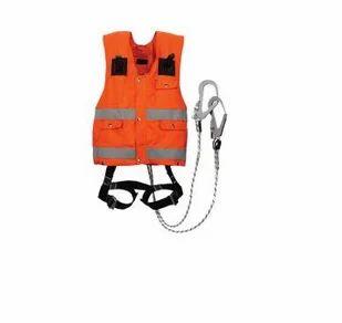 fr jacket with fr harness 500x500 multi color fr jacket with fr harness, udyogi plastics pvt ltd id