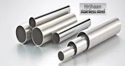 Stainless Steel Polished Pipes, Size 1.5 inch