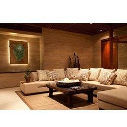 Modern Residential Interior Designing Service, Work Provided: Wood Work & Furniture