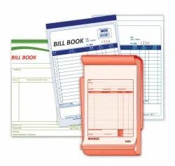 Self Pick Up Normal BILL BOOK, For For Company, LUDHIANA