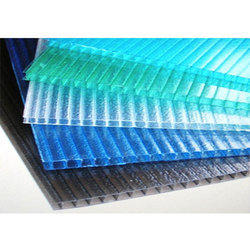 Colored Polycarbonate Roofing Sheet