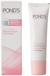 Ponds Fairness Cream, Packaging Size: 50gm