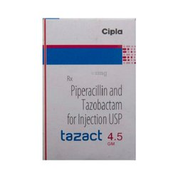 Tazact 4.5 gm Injection