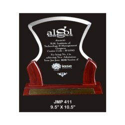 JMP 411 Award Trophy
