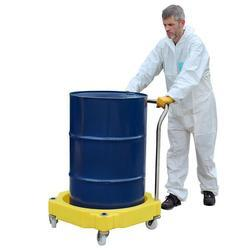 Poly Drum Trolley  With Handle (PDDH)