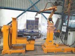 Robotic Welding Job Work Services