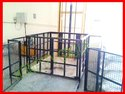 Hydraulic Material Handling Goods Lifts