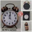 Big Copper Alarm Clock