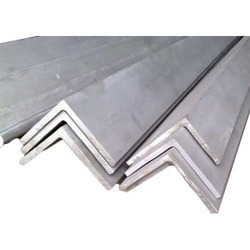 L Shape Stainless Steel Angle, For Construction