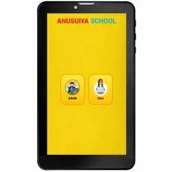 Calling Android Marshmallow Parental Locking System Software (MDM), Screen Size: 7 Inch
