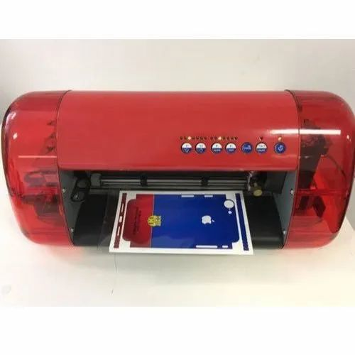 ID Mobile Back Cover Printing Machine