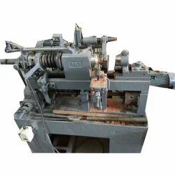 Semi-automatic Wood Turning Machine