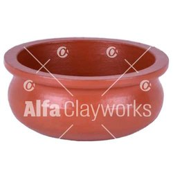 Clay Dum Biryani Pot