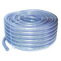 PVC Transparent Braided Water Hose Pipe