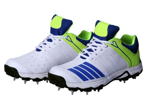 003 Men CRICKET SPIKES, Size: 5-11, Rs