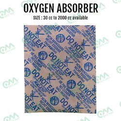 Oxygen absorber for coffee