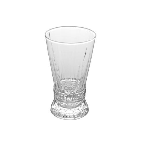 Vertex 180Ml Small Pilsner Cut Glass