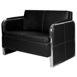 Corporate Leatherite Sofa