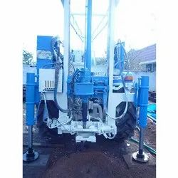 Getech Skid Mounted Drilling Rig