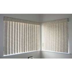 Plain White Plastic Window Blinds