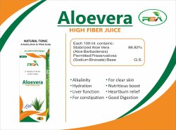 Aloevera High Fiber juice